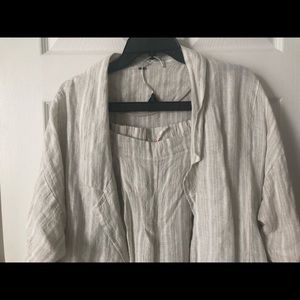 Free people linen co-Ord!!!!!